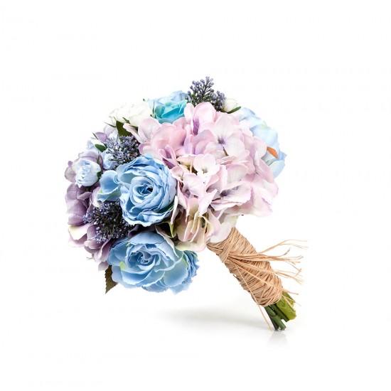 Mavi & Lila - El Çiçeği