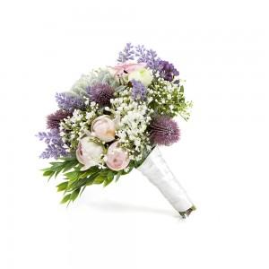 Lila El Çiçeği