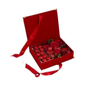Aşk Bahçesi – Sevgiliye Özel Hediyelik Çikolata
