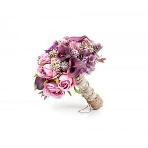 Pembe & Mürdüm – El Çiçeği