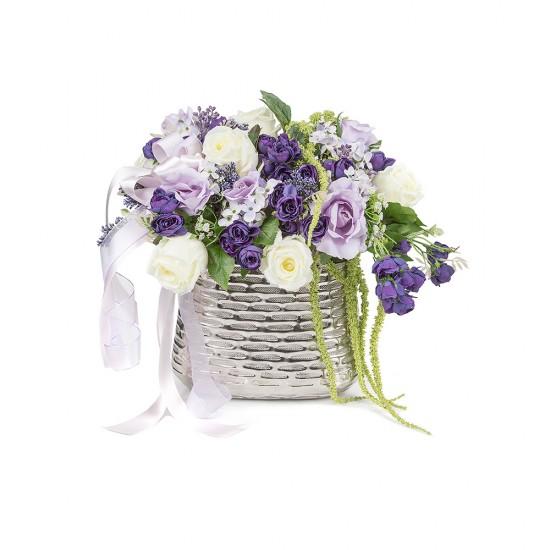 baştacı, doğum günü, söz, nişan, yapay çiçek, yapay güller, eren gül, orkide, gelin çiçeği, gelin buketi,